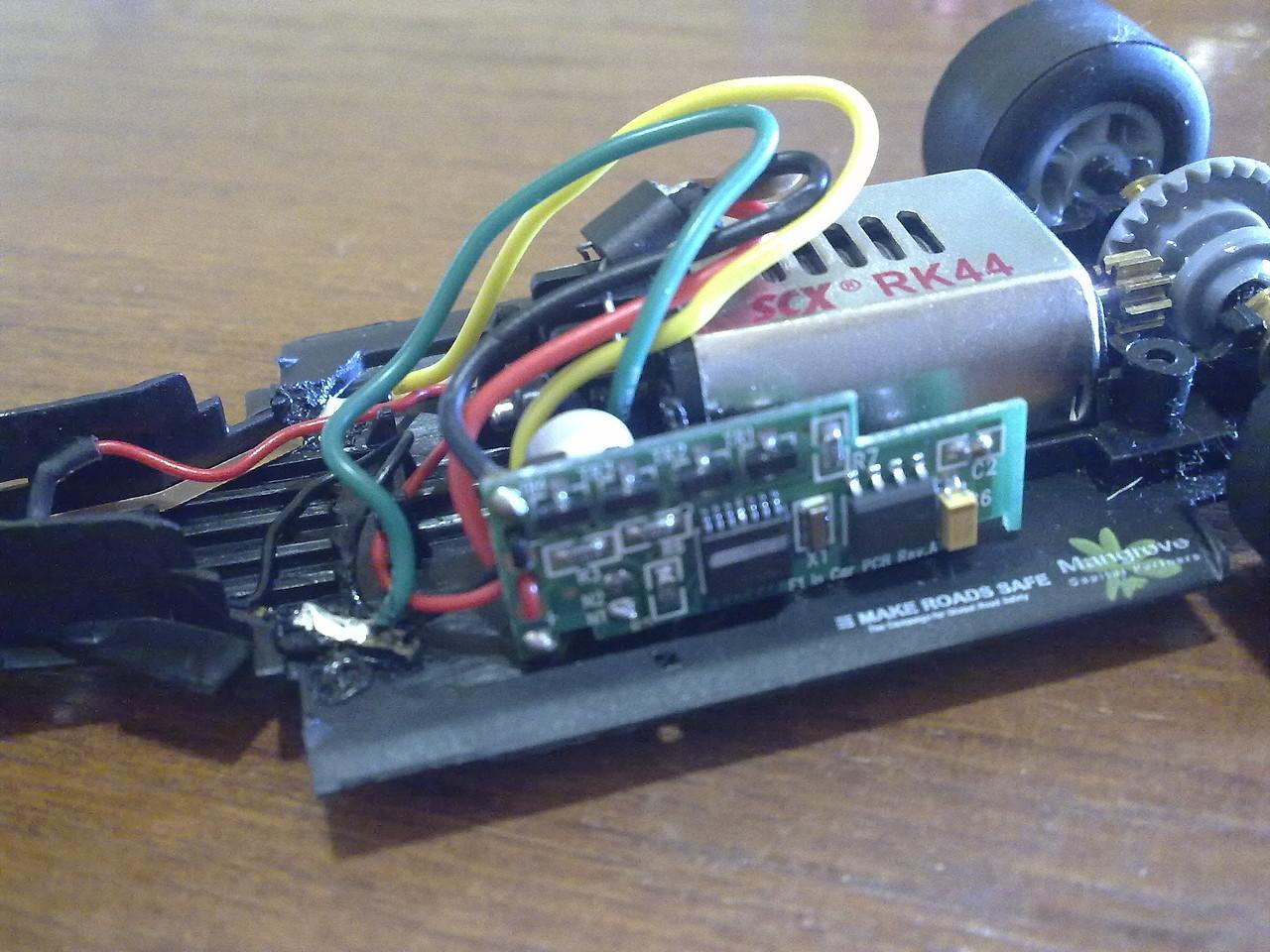 Digitalizar renault f 1 kubika de scx a ssd slot sport digital - Scalextric sport digital console ...