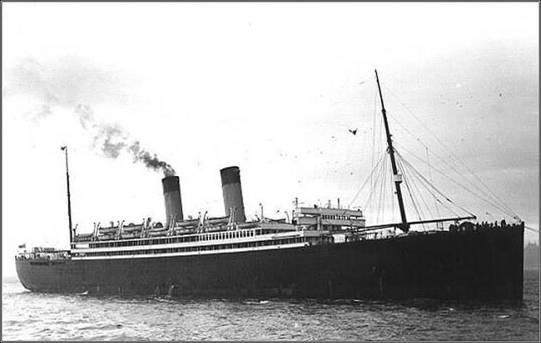 HMS Laurentic II