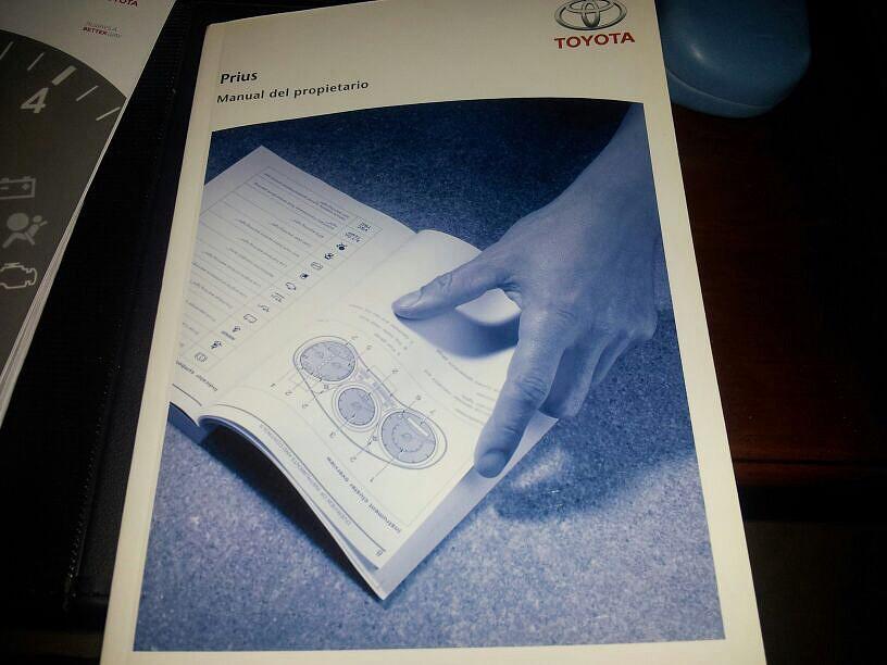 toyota yaris 2012 manual usuario