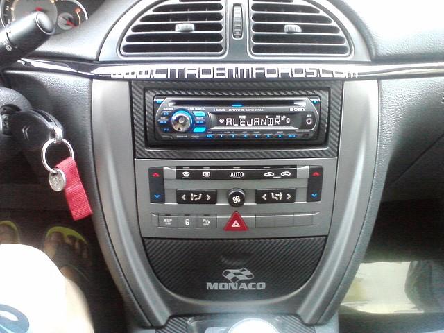 Foros Citroën Cambiar Radio Cd Citroen C5 Fase 1 Foro Del Citroën C5