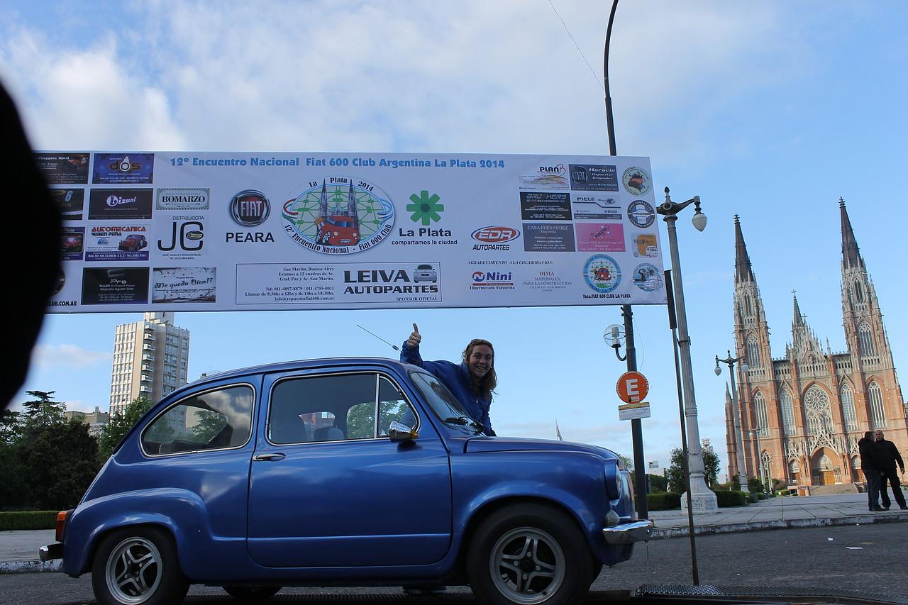 Fiat 600 Club - Pasión por el Fitito - GRACIAS NACIONALES LA PLATA ... a66b7ef5f456a