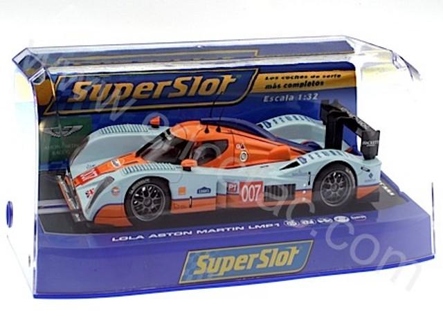 Lola aston martin lmp1 slot sport digital - Scalextric sport digital console ...