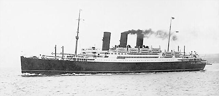 HMS Transylvania