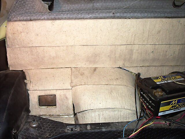 Fiat 600 club pasi n por el fitito consulta alfombras - Aislante termico casero ...