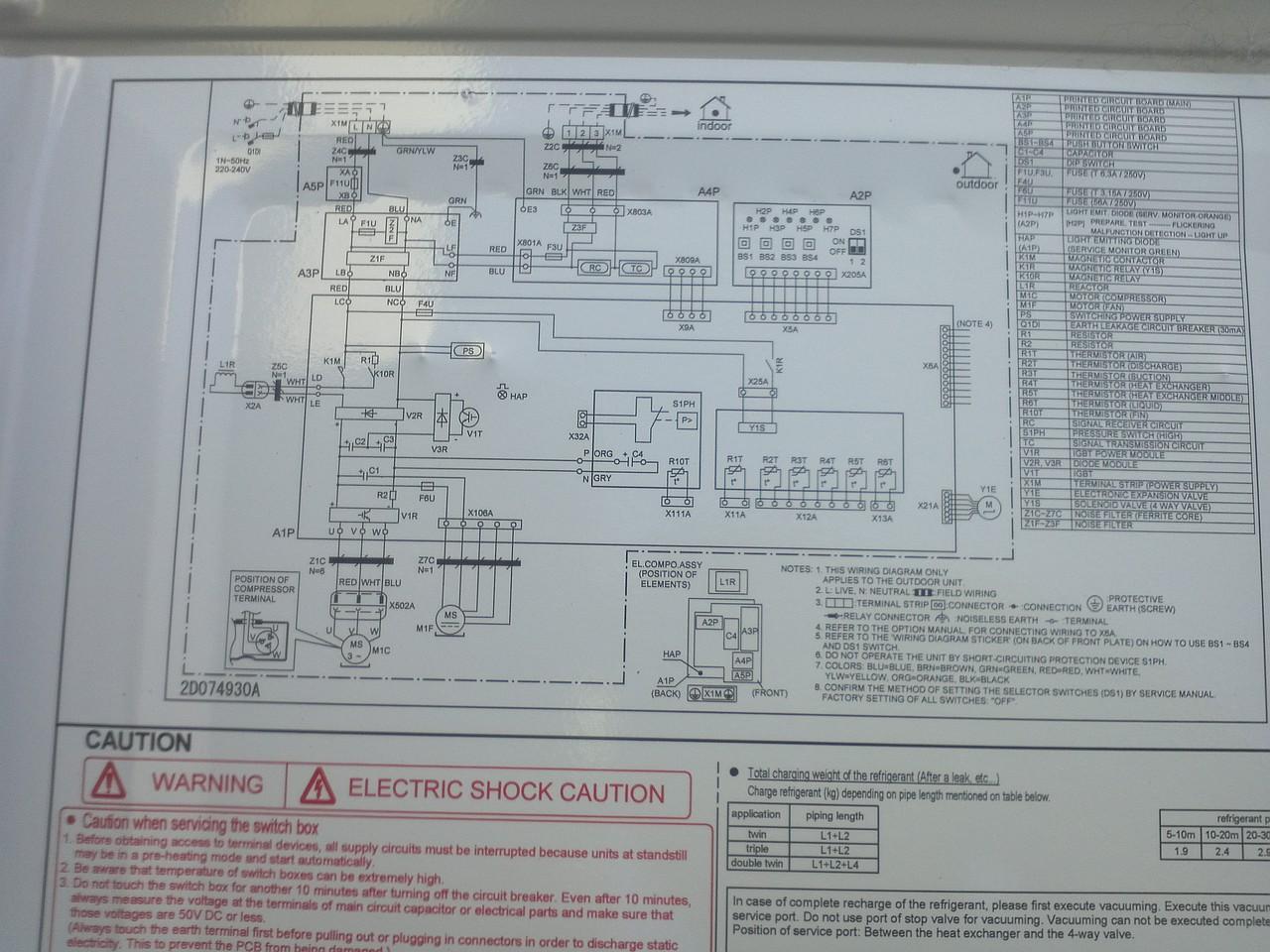 Soluciones En Refrigeraci 243 N Y Aire Acondicionado Esquema