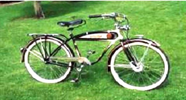 1939 Schwinn Auto Cycle Bicicletas Cl sicas Americanas lbumes
