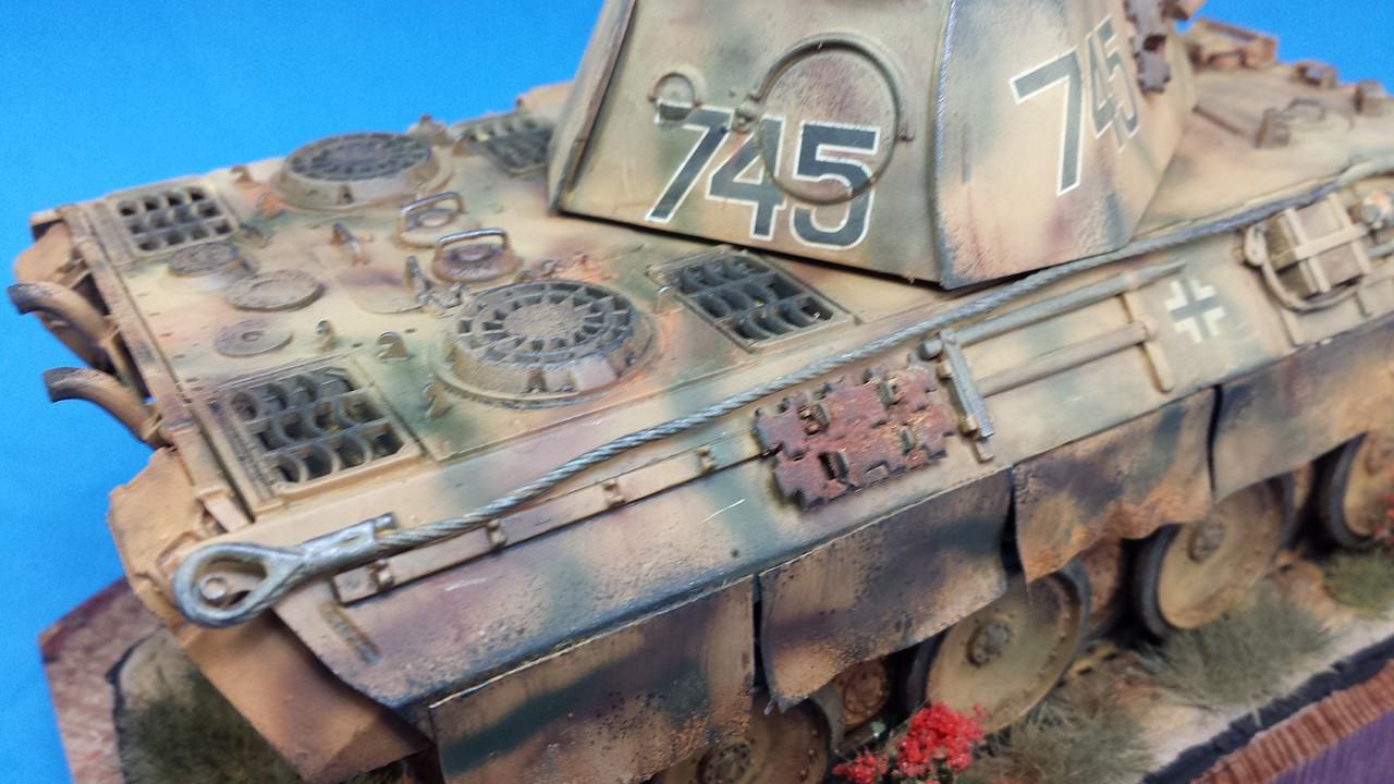 Panther Ausf D - italeri - 1/35 1D53965838335321DFE72E5321D8F5