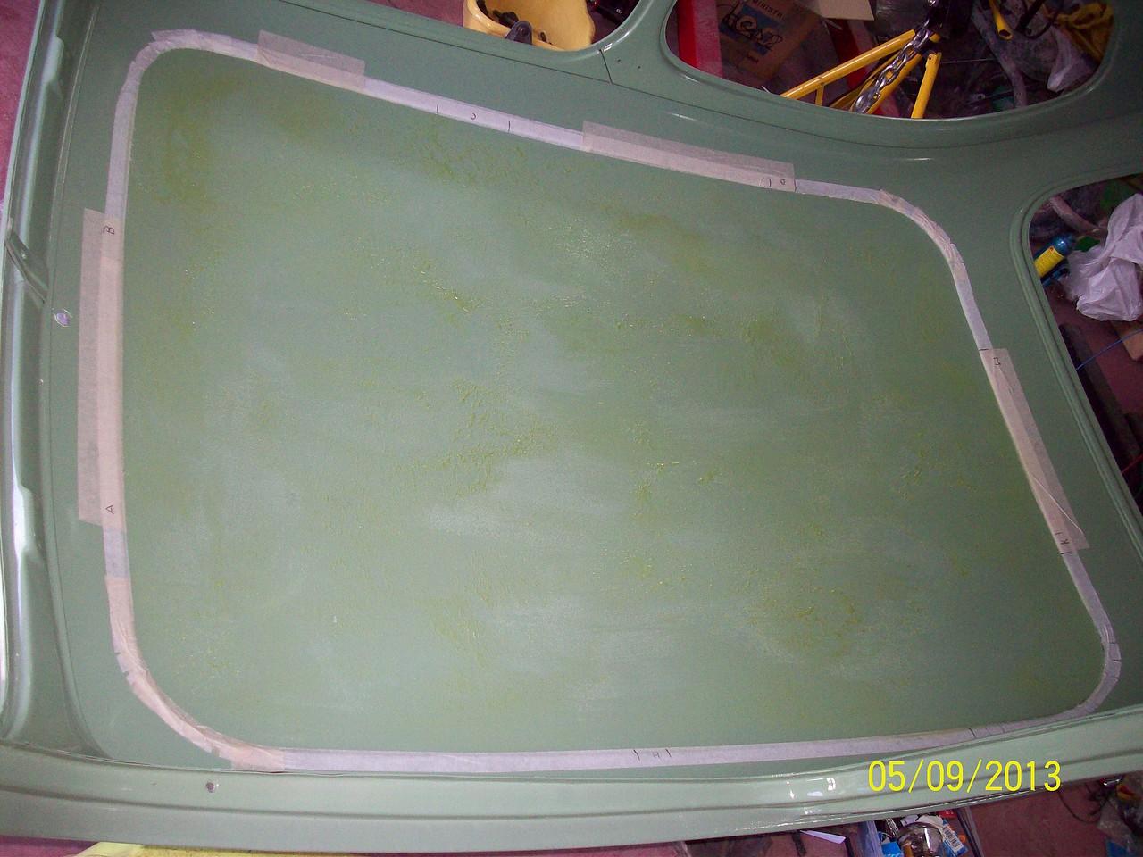 Seat 600 restauracion del 600 de la pradera y - Como poner moqueta ...
