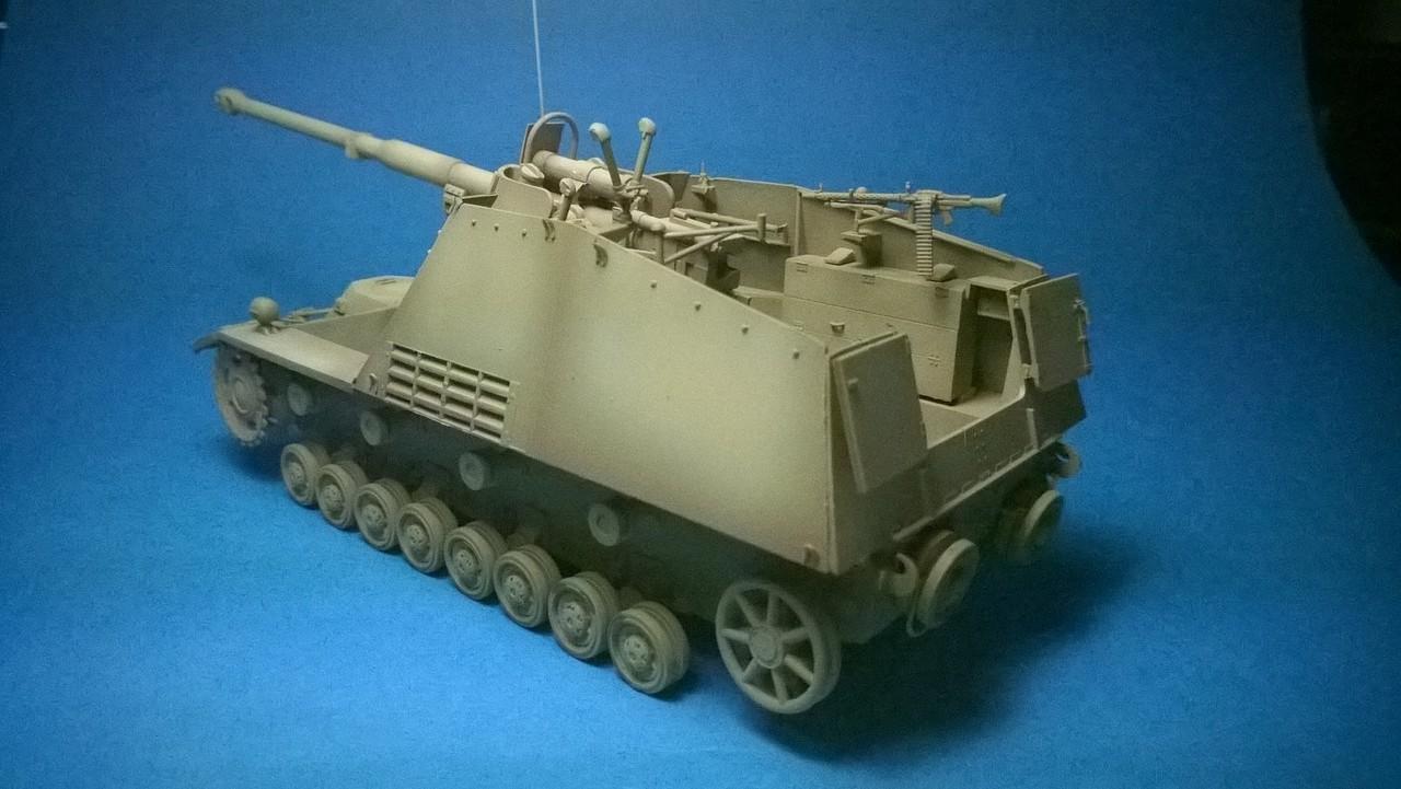 """Sd.Kfz.164 """"Nashorn"""" Dragon 1/35 2053A535792E531DE4FC32531DE3F2"""