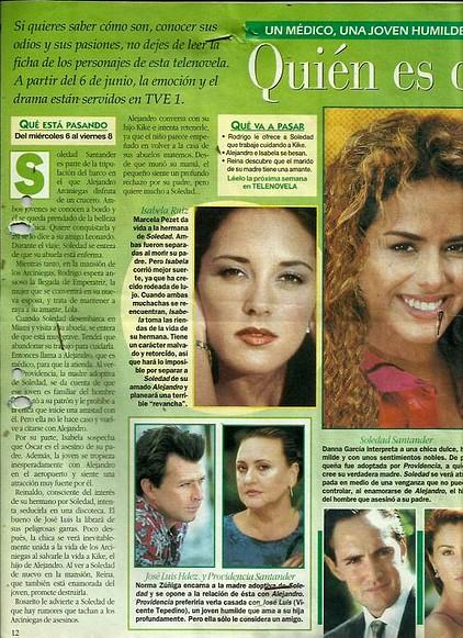 Portal De Tus Telenovelas 105 La Revancha Resumenes De Telenovelas