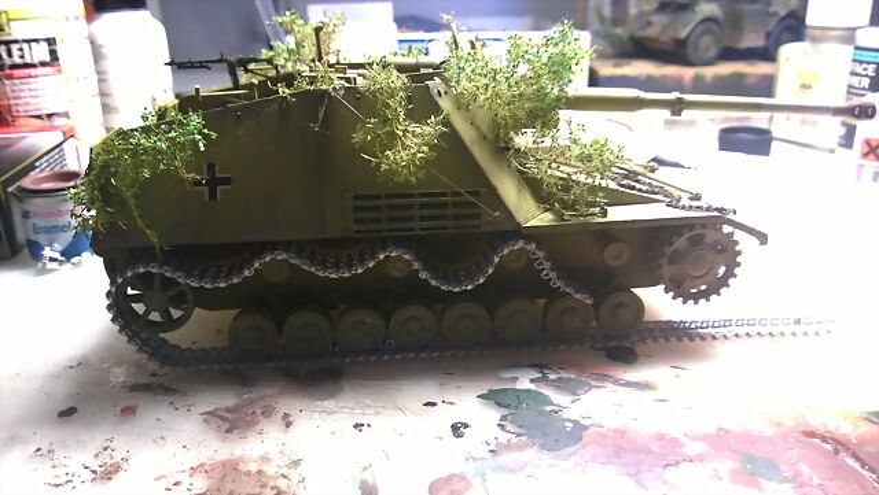 "Sd.Kfz.164 ""Nashorn"" Dragon 1/35 1A556020682854D8D0A82C54D8CEE1"