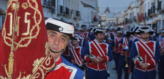 La Cofradía del Rescate contrata a la Banda de Marchena