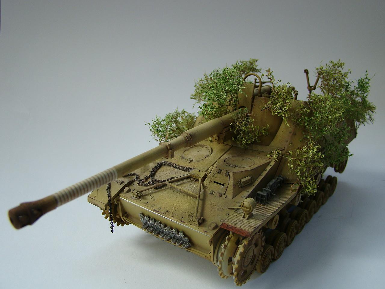 "Sd.Kfz.164 ""Nashorn"" Dragon 1/35 2A5404F0D417537DA08721537D9F4D"
