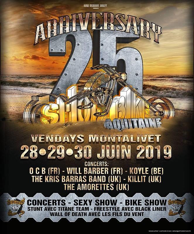 Show Bike Aquitaine