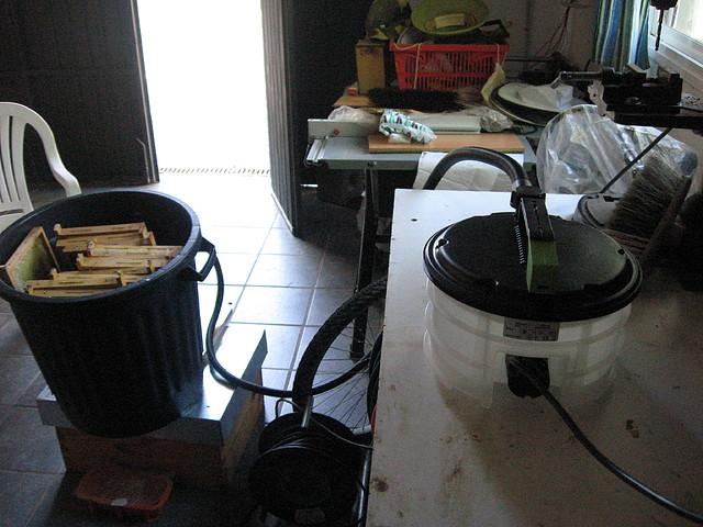 Comunidad de foros de apicultura caldera de vapor casera - Mosquitera casera ...
