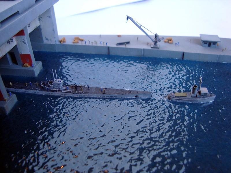 La Guarida de los lobos - Base U-Boat 1/700 2F52FD155A305294E4CD305294E341