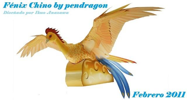Fenix Chino 194D951B03204D25779C234D257718