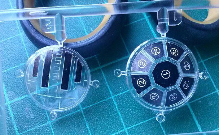 Tie Fighter - 1/72 Fine Molds 285320B24A2F52B881C32952B88031