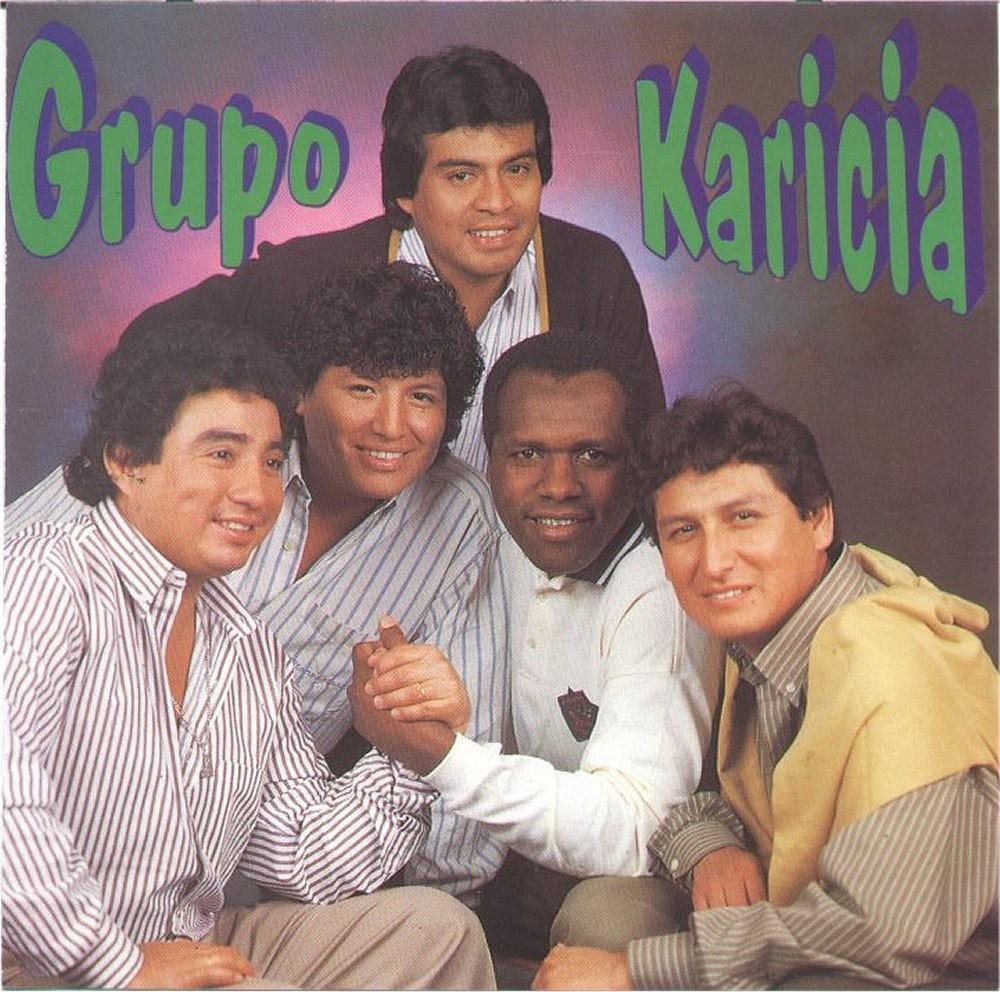 Grupo Karicia - Karicia (1991)