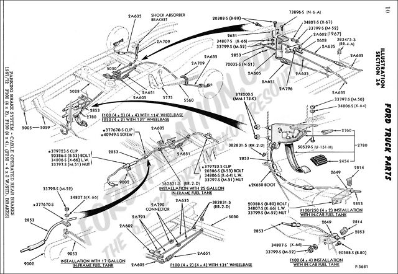 todo falcon - foro oficial del falcon argentino  - - pieza union cables de freno
