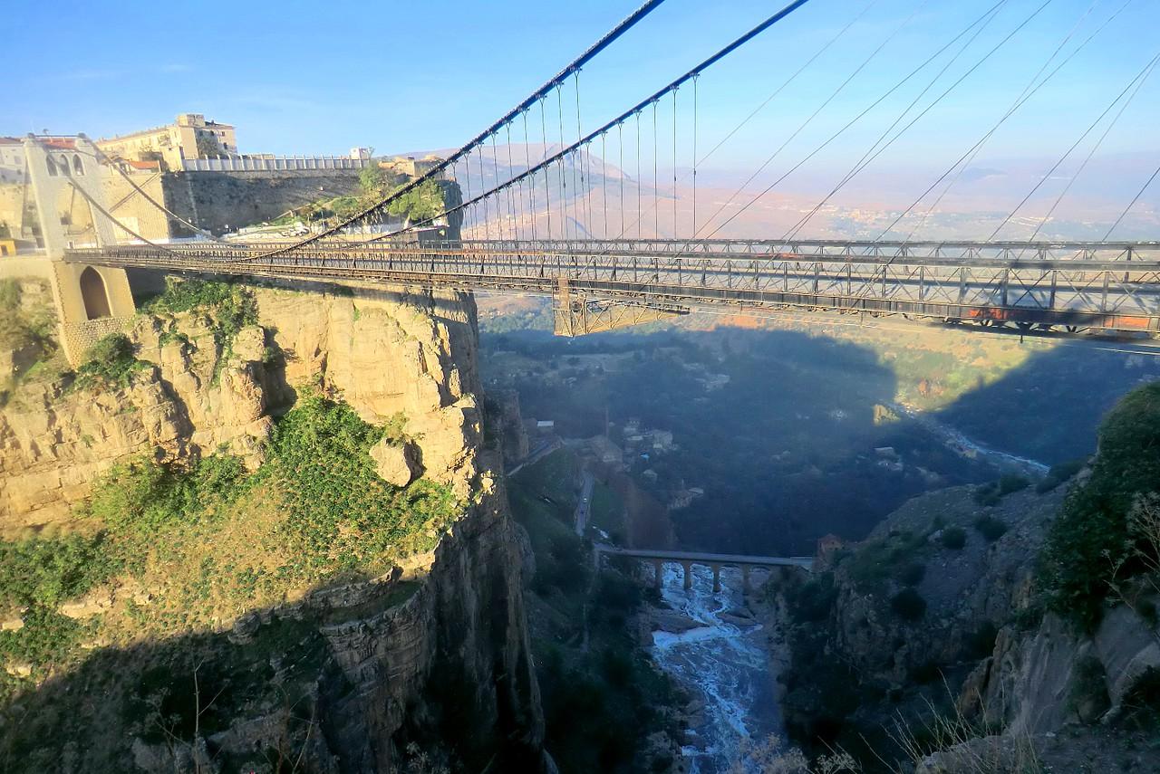 Algerien, wunderschöne Landschaften
