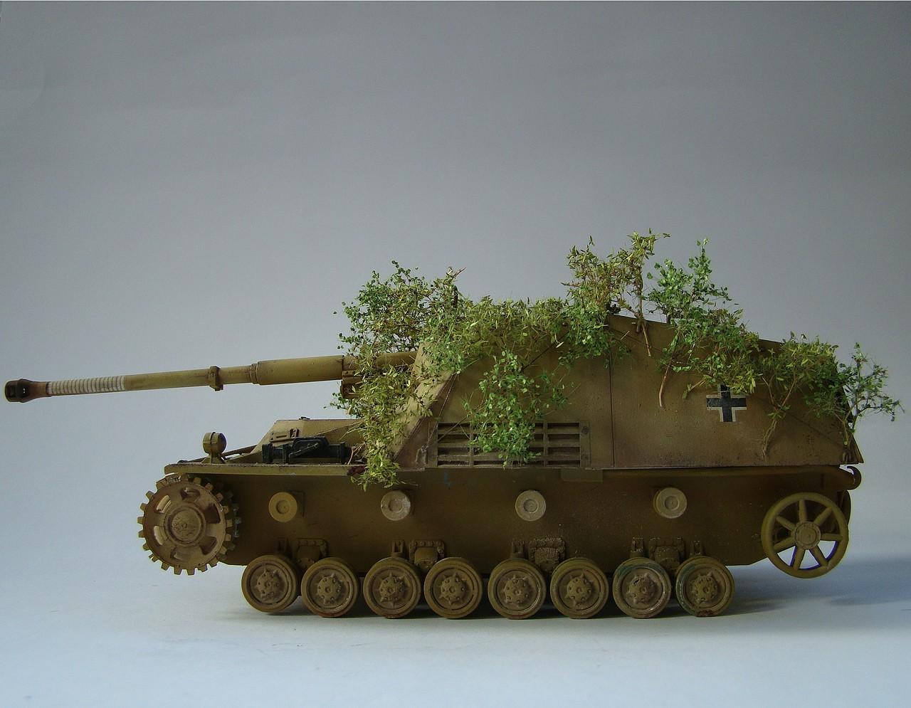 """Sd.Kfz.164 """"Nashorn"""" Dragon 1/35 355404F0A027537DA04623537D9F19"""