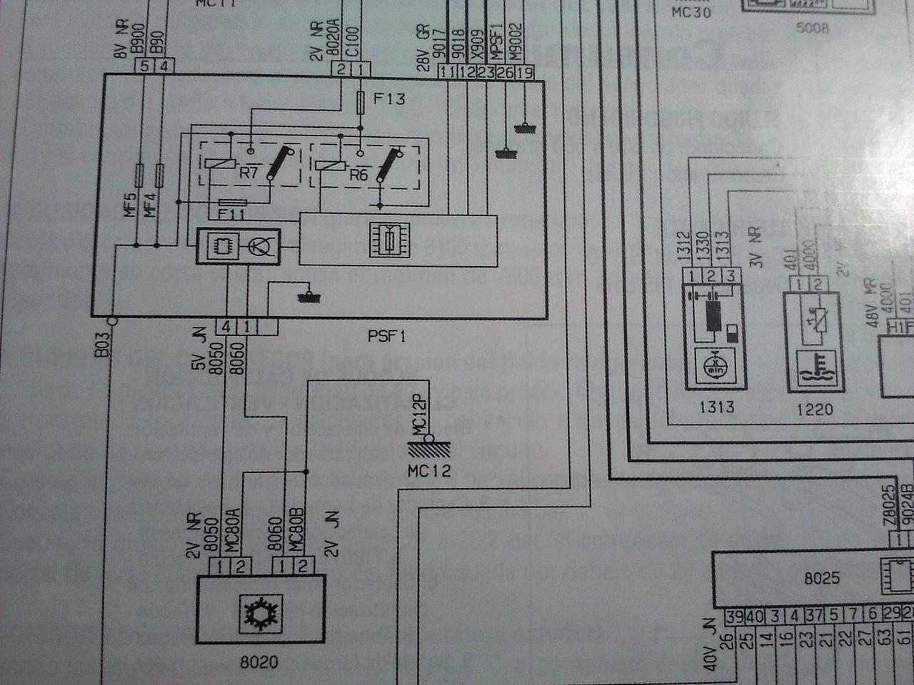 Foros Citro 235 N Compresor Aire Acondicionado Deja De