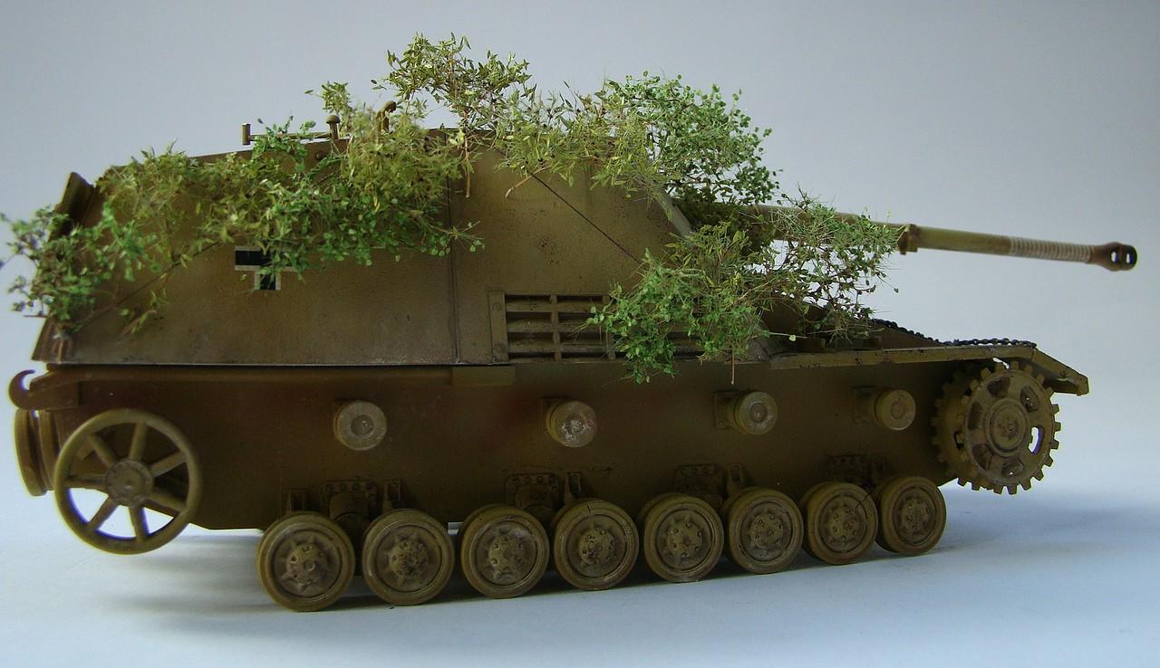 """Sd.Kfz.164 """"Nashorn"""" Dragon 1/35 2E5404F0B425537DA05F25537D9F2D"""