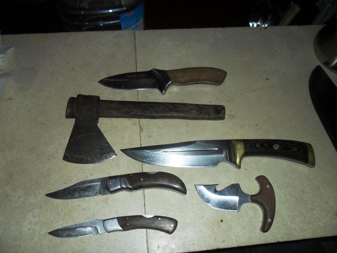 Foro armas blancas cuchillos navajas y m s una de for Colecciones omnia