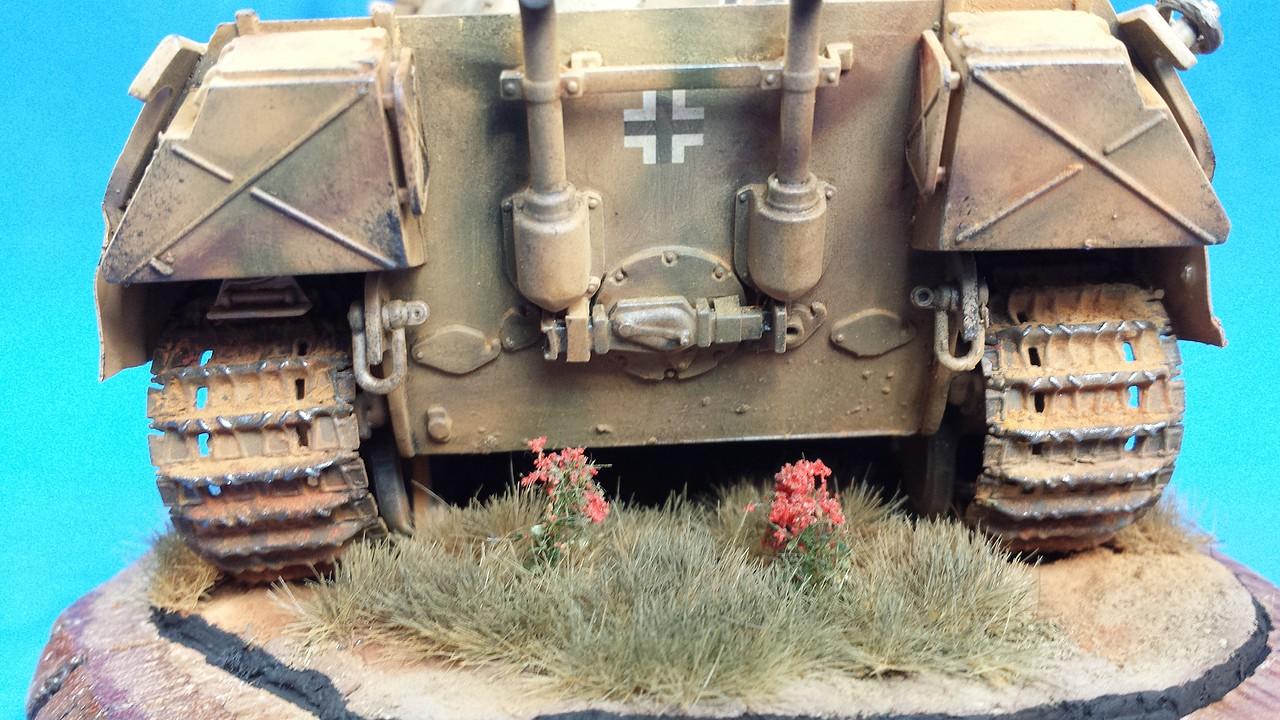 Panther Ausf D - italeri - 1/35 1F53965804345321DFB2275321D8C1