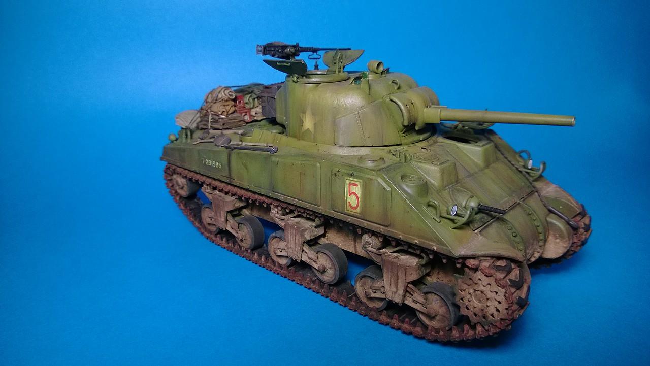 Sherman M4A4 dragon 1/35 285302E2F51E527B925731527B916E