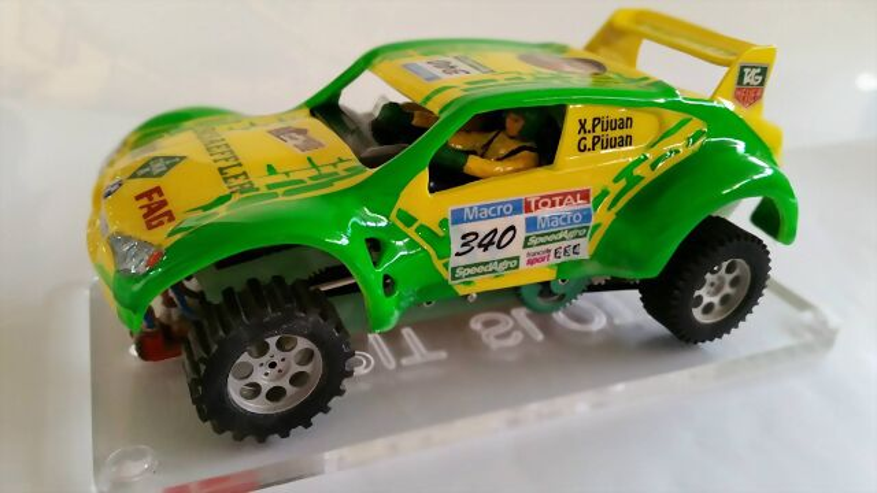 Slot Adictos Bmw X6 Trophy Truck Creado Por Masfer