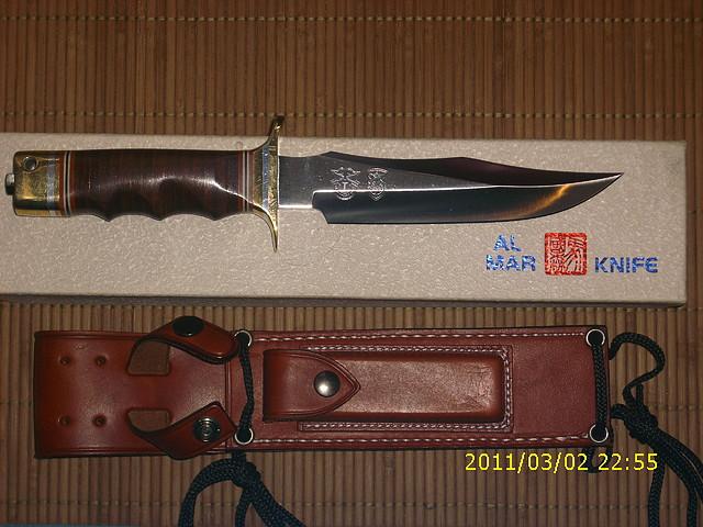 Foro armas blancas cuchillos navajas y m s buena caza cuchillos y bayonetas - Navajas buenas ...