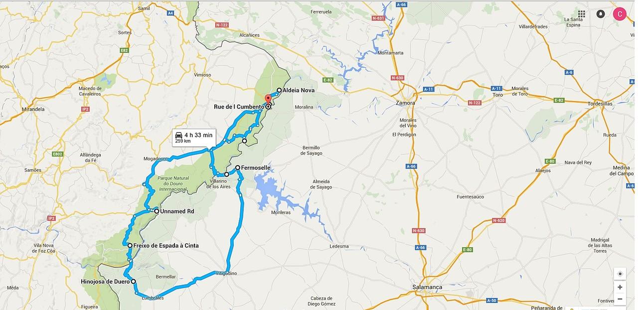 Dois noites em Miranda do Douro 28580A8C182E577D587630577D47AA