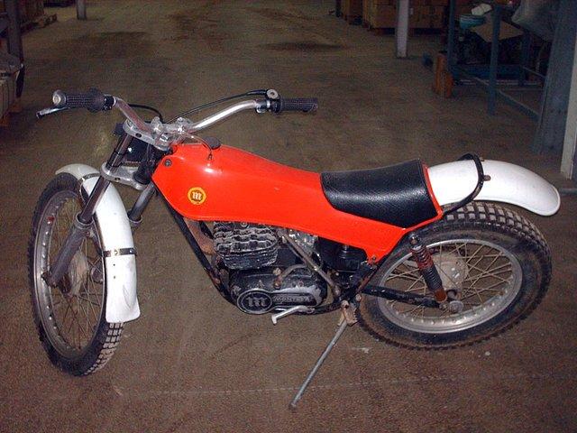 Montesa Cota 348 Malcom Rathmell Galer 237 A De Bmwr1200gs
