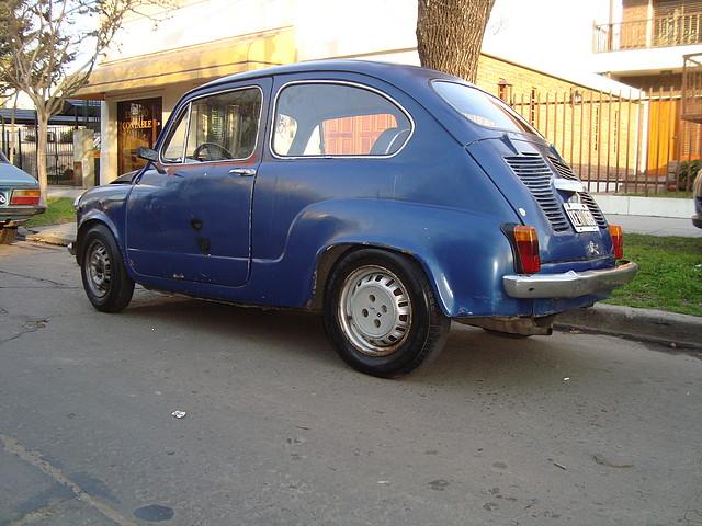 Fiat 600 club pasi n por el fitito mi primer auto mi Mas alfombrar