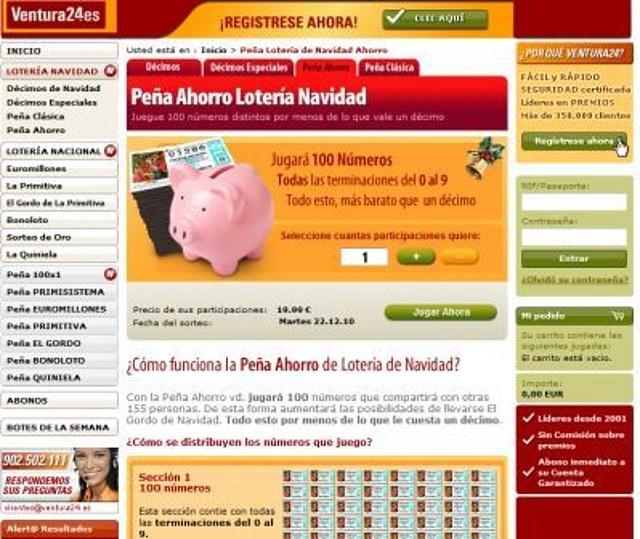 Donde comprar loteria navidad 2010 comprar loteria - Donde comprar por internet ...