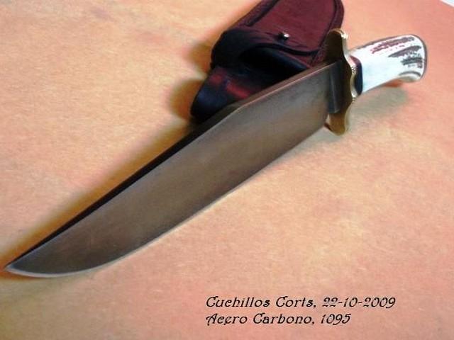 Cuchillos artesanales el mejor bowie del mundo for Coleccion cuchillos el mundo