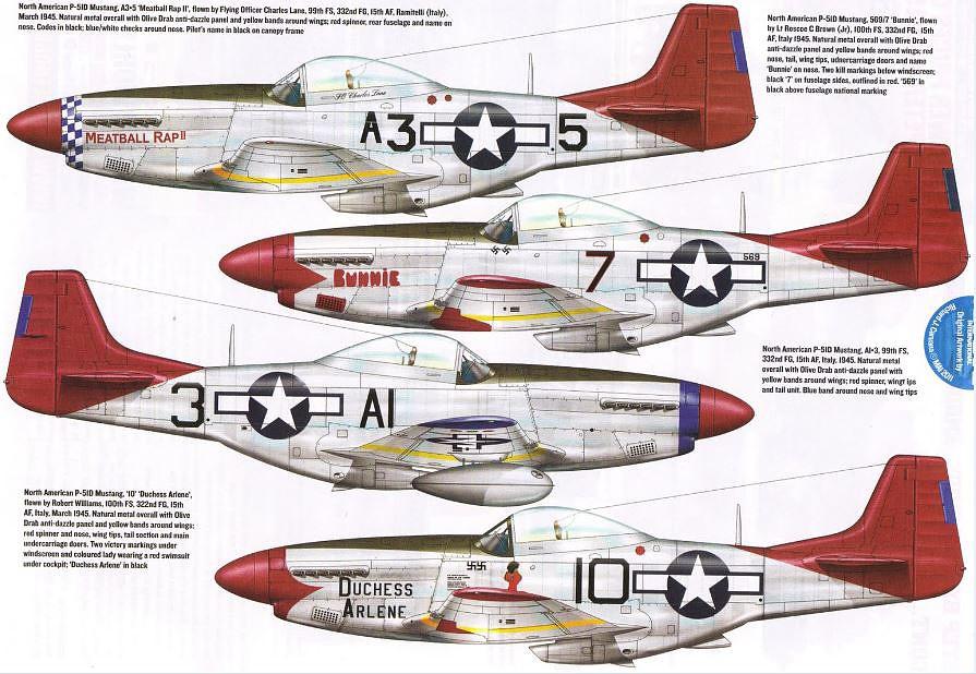 Yoryi (puntocom) - Modelismo y Maquetas - North American P-51D ...