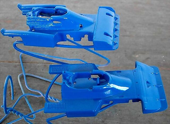 Color Tyrrell P34,