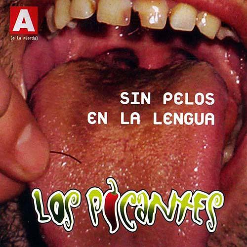 cd  sin pelos en la lengua- Los picantes 2556CF14452E56760E832B56760A36