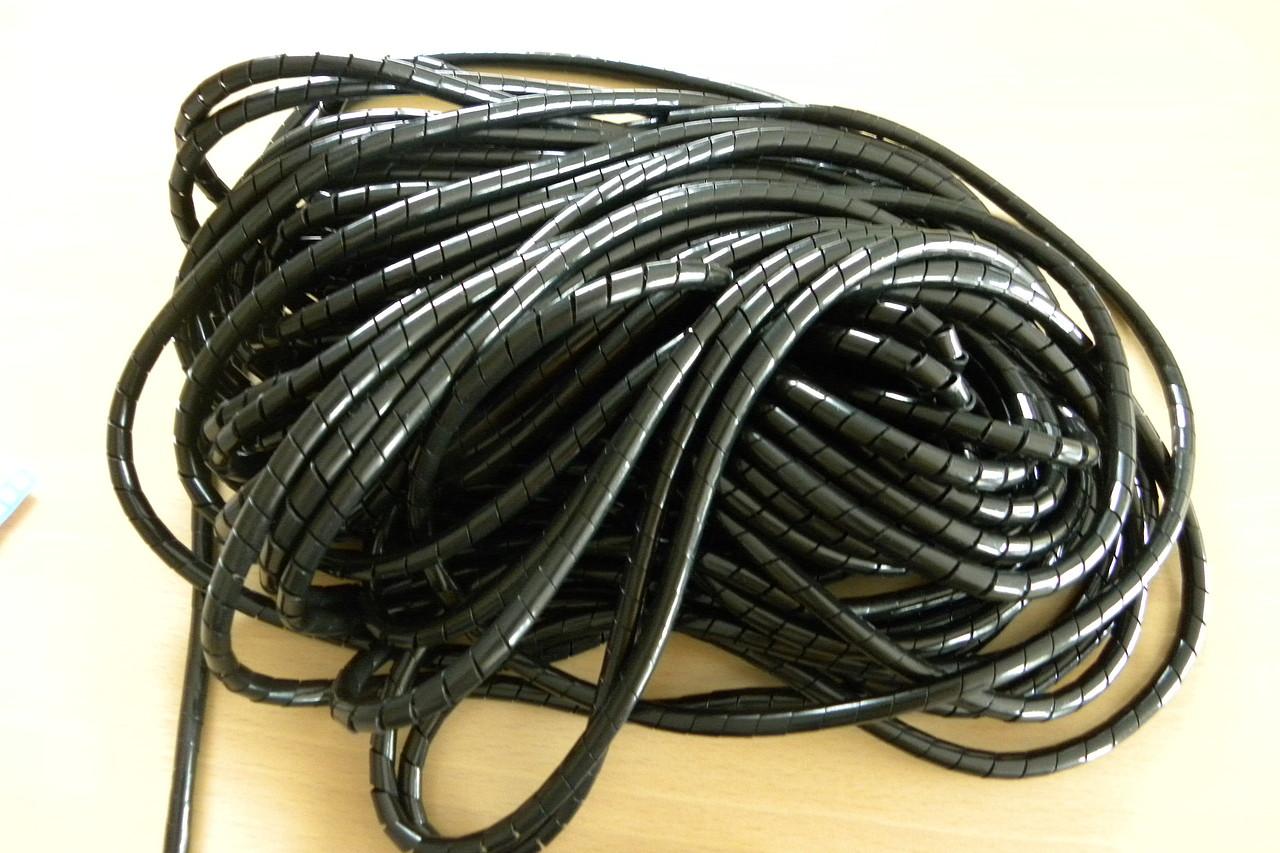Seat 600 vendo funda espiral para forrar cables - Cable instalacion electrica ...