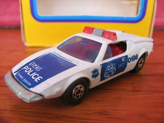 Galgo Diecast Argentina - Ford Pantera L - Buby.