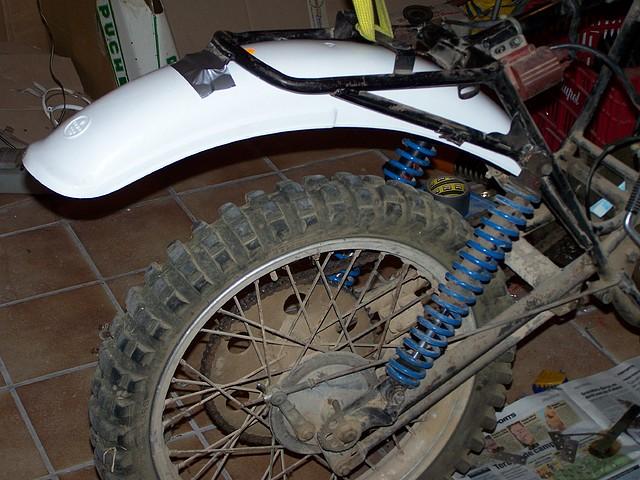Puch Cobra - Longitud De Amortiguadores 304D084430214CF7F3E2224CF7F1D9