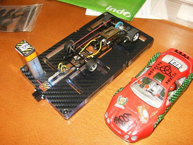 los mejores coches de slot: