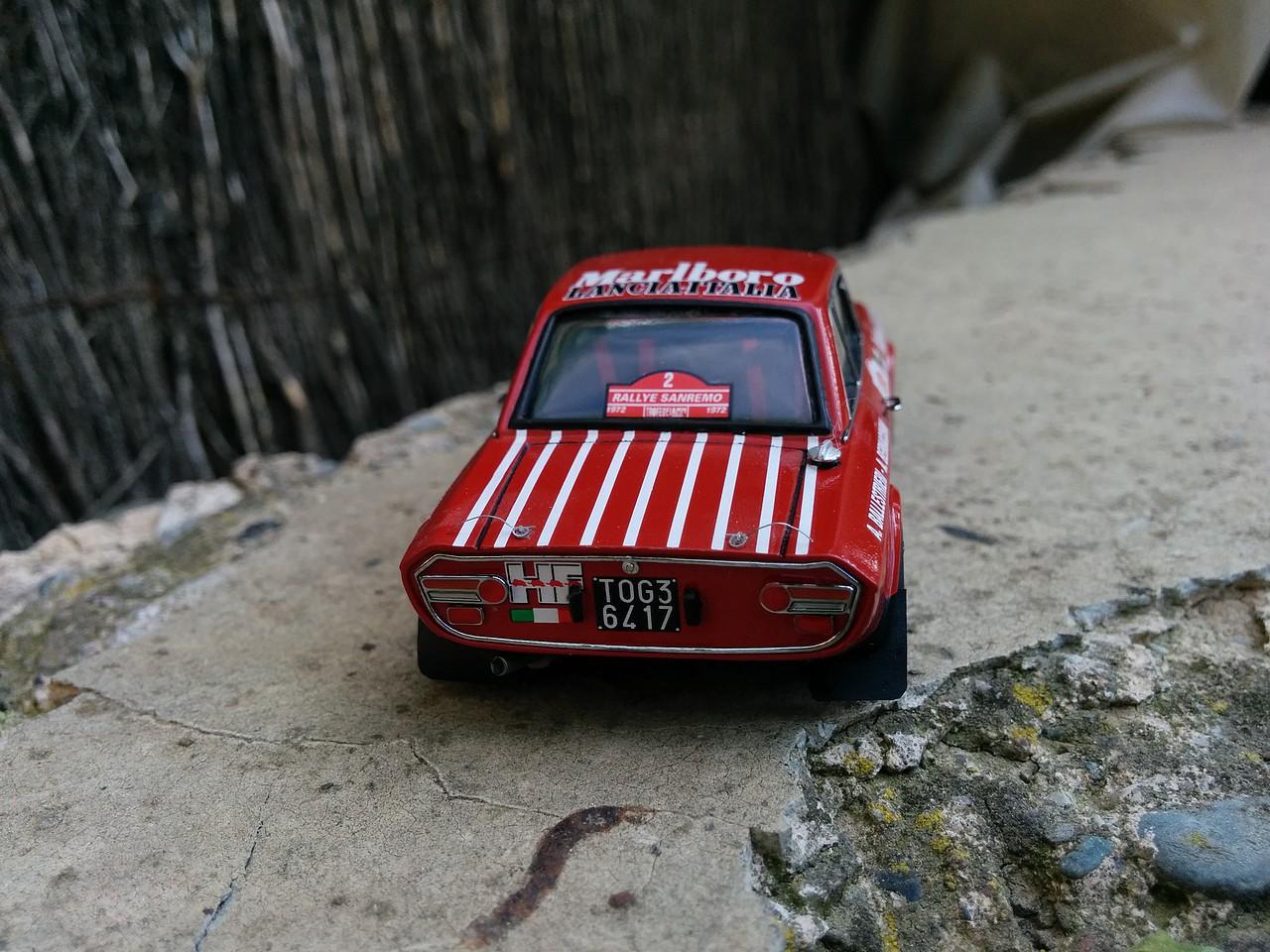 Lancia Fulvia San Remo 72. Racing 43 a escala 1/43 22540003C72F537202A63B5372028E