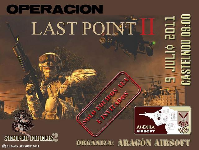Op. Last Point II, 9 Julio 2011 194E5E4446264E0D937F284E0D8BB3