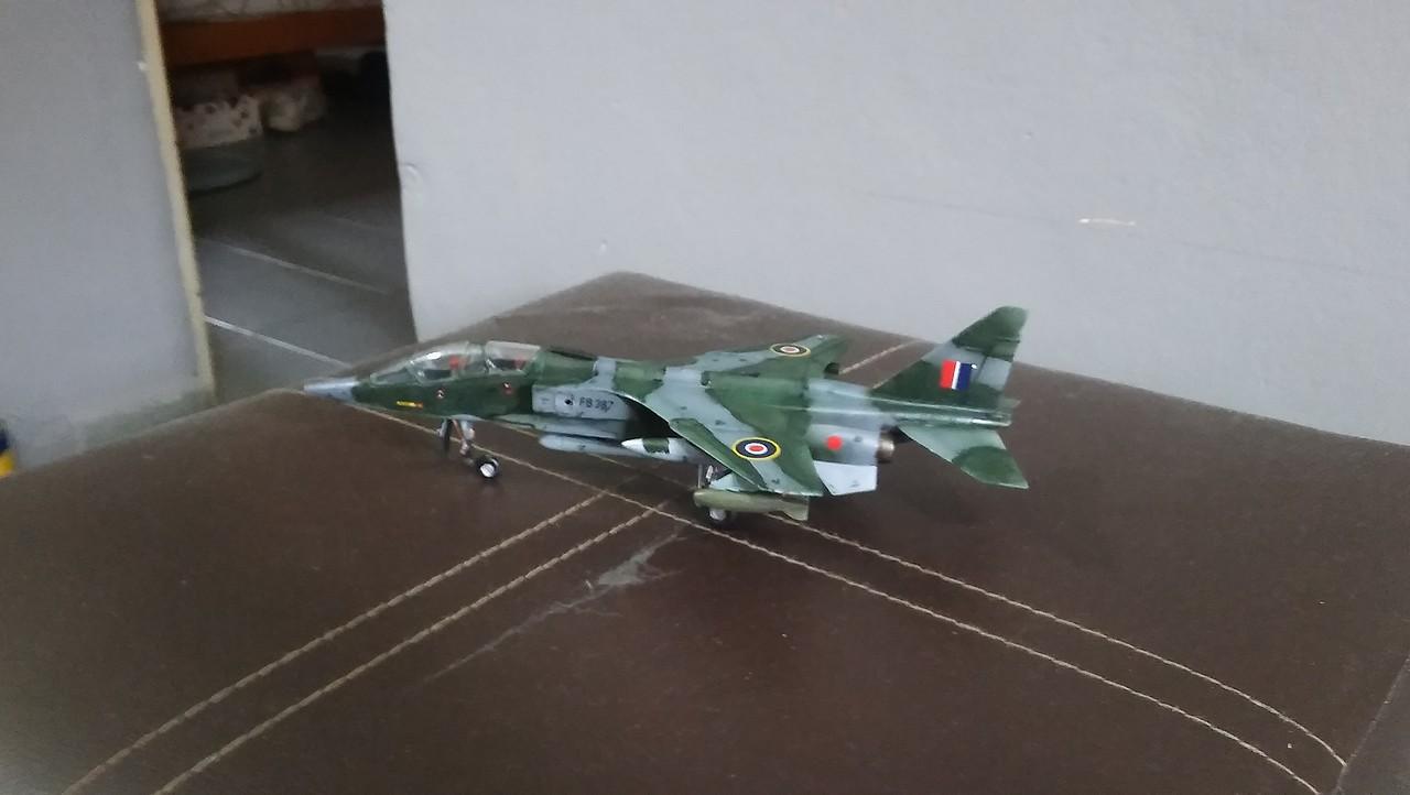 unosetentaydos - Sepecat Jaguar 1/72 MODELEX - AVIACION (1
