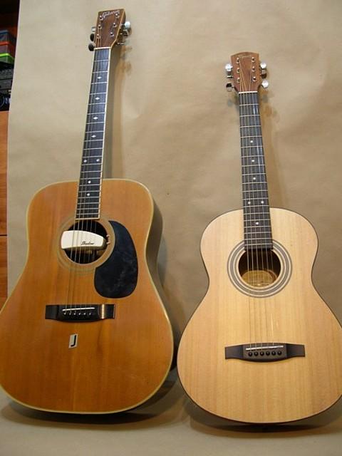 Restyling guitarra ac stica para blues el taller for Guitarras de luthier
