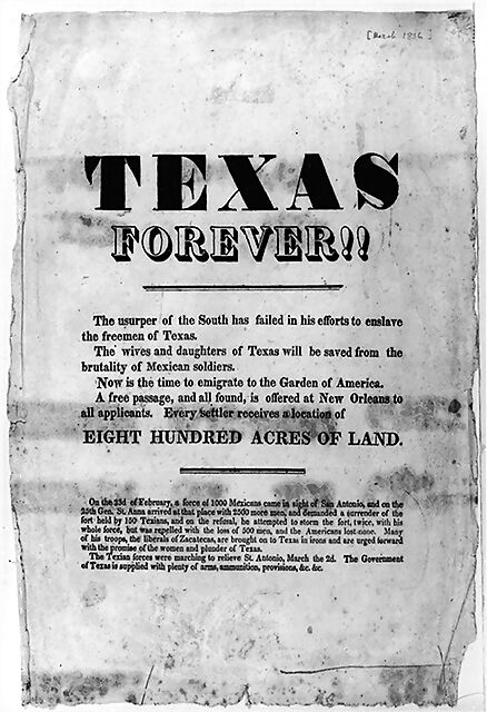 La guerra México-Texas - Conflicto con Texas (1836). CONSTRUYENDO ...